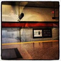 Photo taken at Lake Merritt BART Station by Scott M. on 2/14/2012