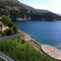 8/27/2012 tarihinde Gülden E.ziyaretçi tarafından Rixos Libertas Dubrovnik'de çekilen fotoğraf