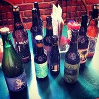 Photo taken at Bar Gernika by Chris O. on 3/8/2012