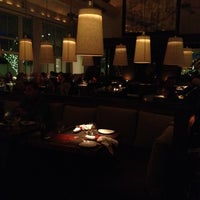 Photo taken at Press Restaurant by Brie C. on 4/12/2012