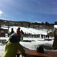 Photo taken at The Ritz-Carlton, Bachelor Gulch by Jeremy A. on 2/26/2012