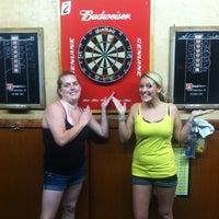 Photo taken at Diamonds Billiard Club by Corinne O. on 8/24/2012