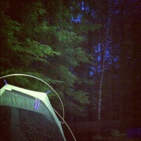 Photo taken at Heart O' The Hills Campground by Connie D. on 5/19/2012