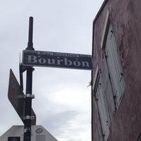 Photo taken at Rue Bourbon by Joycee O. on 7/27/2012