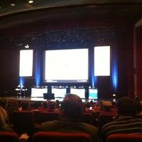 Photo taken at Salon des Entrepreneurs 2012 by Malo R. on 2/2/2012