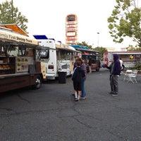 Photo taken at Union City Street Eats by Elizabeth E. on 6/29/2012