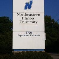 Photo taken at Northeastern Illinois University (NEIU) by Juan G. on 8/1/2012