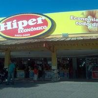 Photo taken at Arco Iris Supermercado by Energias R. on 5/17/2012