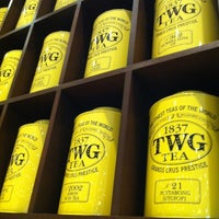 Photo taken at TWG Tea by Beverly on 8/1/2012