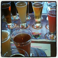 Photo taken at Smoky Mountain Brewery by Blaine D. on 6/12/2012