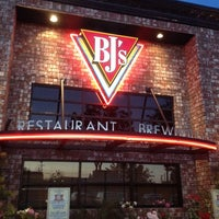 Photo taken at BJ's Restaurant and Brewhouse by Lori S. on 4/15/2012