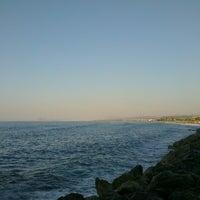 Photo taken at Chryssana Beach Hotel by Tammy M. on 6/22/2012