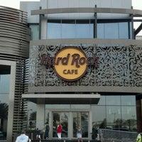 Photo taken at Hard Rock Café by Дмитрий ☔ И. on 2/9/2012