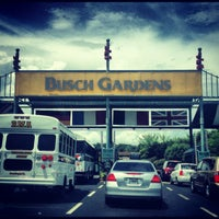 Photo taken at Busch Gardens Williamsburg by Chris E. on 7/14/2012