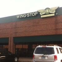 Photo taken at Wingstop by David P. on 3/27/2012