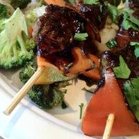 Photo taken at Zoës Kitchen by Gabriel on 8/3/2012