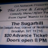 Photo taken at Sugarhill Supper Club by Alfred E. on 2/12/2012