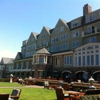 Photo taken at The Ritz-Carlton Half Moon Bay by Brennan D. on 5/28/2012