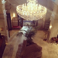 Photo taken at Windsor Arms Hotel by Carly M. on 8/30/2012