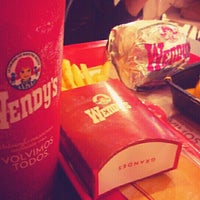 Photo taken at Wendy's by D3mian on 4/28/2012