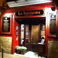 Photo taken at La Salvaora by Valentina P. on 4/23/2012