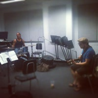 Photo taken at The New School for Jazz and Contemporary Music by Julie O. on 7/2/2012