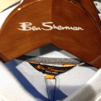 Photo taken at Ben Sherman by Dave C. on 8/24/2012
