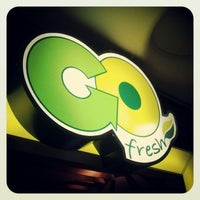 Photo taken at Go Fresh by Guilherme M. on 4/23/2012