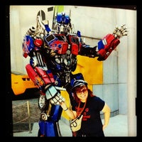 Photo taken at Transformers The Ride: The Ultimate 3D Battle by Chanell A. on 6/17/2012