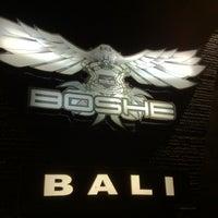 Photo taken at Boshe VVIP Club BALI by Henry S. on 7/12/2012