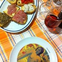 Photo taken at Al Vecchio Aratro by Andrea P. on 4/30/2012