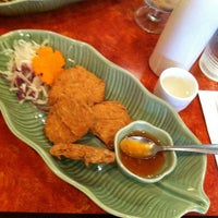 Photo taken at Forest Thai Cuisine by Nazim P. on 7/28/2012