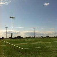 Photo taken at Loyola Academy Fields (Munz Campus) by Sam F. on 6/1/2012