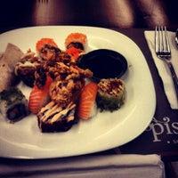 Photo taken at Piscator Seafood Buffet by Alvino Pandu M. on 7/19/2012