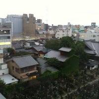 Photo taken at Hotel Alpha Kyoto ホテルアルファ京都 by Wasaku S. on 7/21/2012