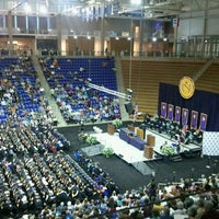 Photo taken at McLeod Center by Philip K. on 5/5/2012