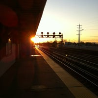 Photo taken at LIRR - Queens Village Station by Priscilla B. on 4/27/2012