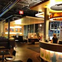 Photo taken at Aloft Minneapolis by Ibrahim O. on 8/30/2012