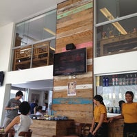 Photo taken at Vila Colonial Móveis e Restaurante by André on 8/28/2012