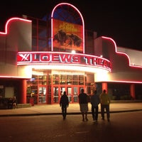 Photo taken at AMC Loews Cherry Hill 24 by Hussain A. on 3/19/2012