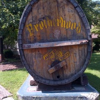 Photo taken at Brotherhood, America's Oldest Winery by Stephanie H. on 8/12/2012