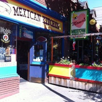 Photo taken at Mama's Mexican Kitchen by Bob Q. on 7/5/2012
