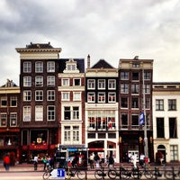 Photo taken at Tram 24 Centraal Station - VU by Kotseruble on 6/28/2012