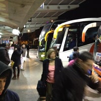 Photo taken at Terminal de Buses O'Higgins by Robert D. on 6/5/2012