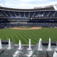 Photo taken at Kauffman Stadium by Jake on 5/20/2012