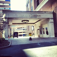 Photo taken at The Ritz-Carlton, Tysons Corner by Kara J. on 2/13/2012