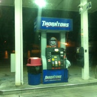Photo taken at Thorntons by Robert P. on 3/16/2012