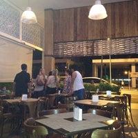 Photo taken at Vila Colonial Móveis e Restaurante by Antonio Carlos R. on 7/14/2012