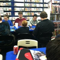 Photo taken at G2K Games by Kenzie H. on 3/23/2012