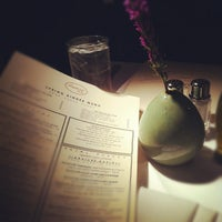 Photo taken at Trattoria #10 by Betty W. on 5/12/2012